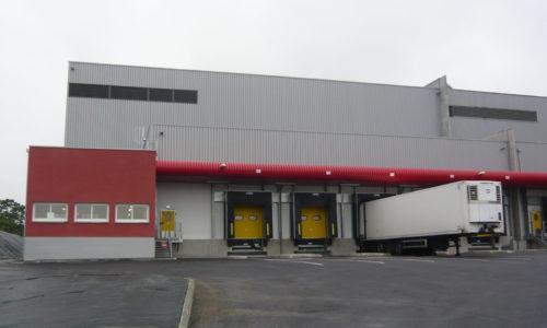 GCA Pour Le Gros-oeuvre De L'usine BRIDOR