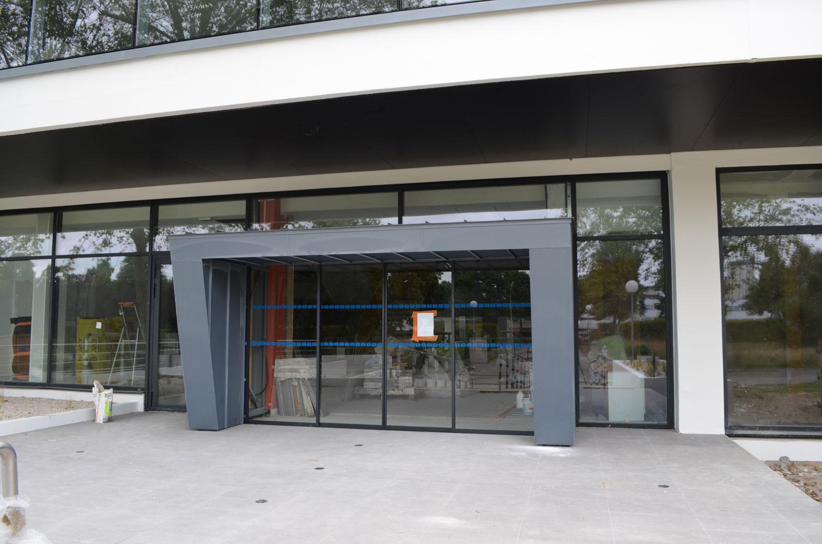 Ecole EHESP Rennes, Travaux D'accessibilité Réalisé Par GCA